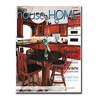 QMA Cape May Home Featured in From House to Home Magazine