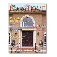 Linwood QMA Home Featured in From House to Home Magazine